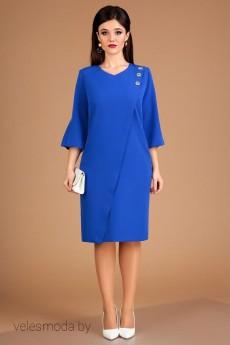 Платье 2534 василек Мода-Юрс