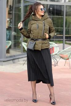 Куртка 2600 хаки Мода-Юрс