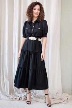 Платье 2675 черный Мода-Юрс