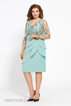 Костюм с платьем 467 Мублиз