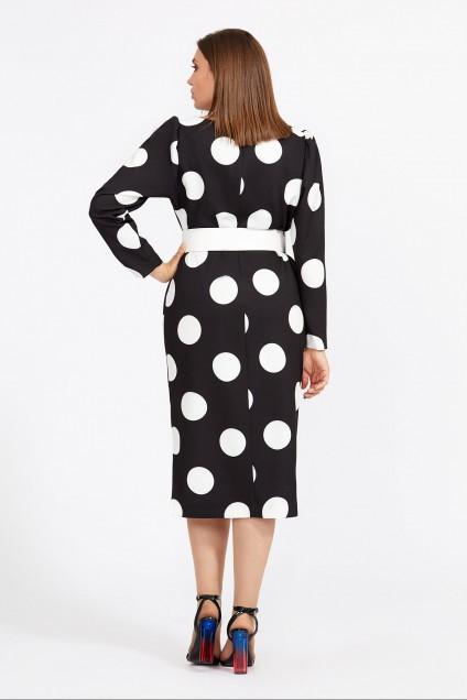 Платье 586 Мублиз