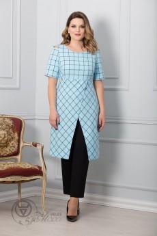 Комплект с платьем 1606 Nadin