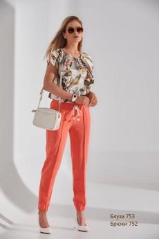 Блузка 753 Niv Niv Fashion