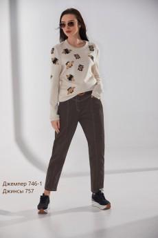 Брюки 757 Niv Niv Fashion