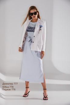 Пиджак 776 Niv Niv Fashion
