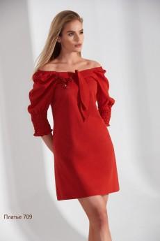 Платье 709 Niv Niv Fashion