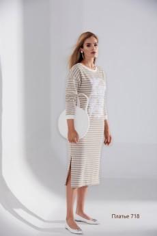 Платье 718 Niv Niv Fashion