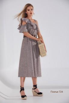 Платье 724 Niv Niv Fashion