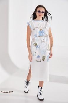 Платье 727 Niv Niv Fashion