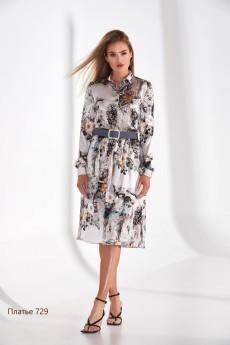 Платье 729 Niv Niv Fashion