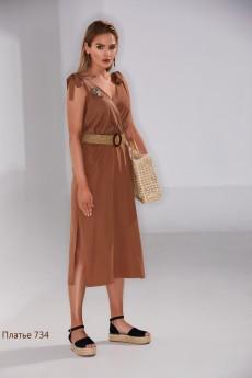 Платье 734 Niv Niv Fashion