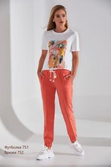 Брюки 752 Niv Niv Fashion