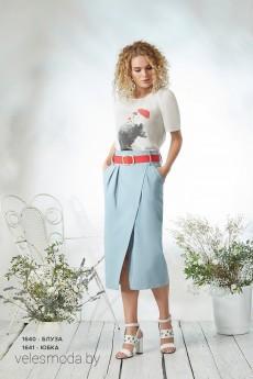 Блузка 1640 Niv Niv Fashion