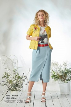 Жилет 1643 Niv Niv Fashion