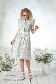 Платье 1664 Niv Niv Fashion