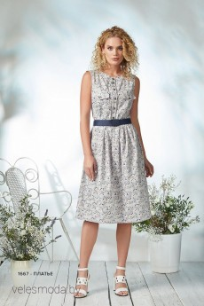 Платье 1667 Niv Niv Fashion