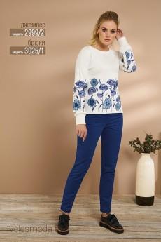 Брюки 3025-1 Niv Niv Fashion