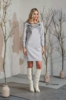 Платье 821 Niv Niv Fashion