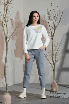 Джемпер 836 Niv Niv Fashion