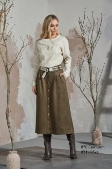 Джемпер 870 Niv Niv Fashion
