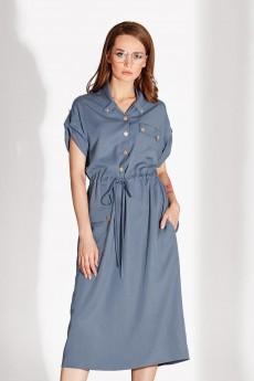 Платье 1.108 синий Noche Mio
