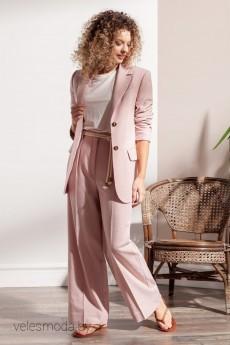 Пиджак 10047 розовый Nova Line