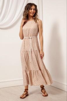 Платье 50110 горох Nova Line