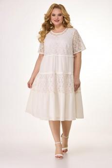 Платье 3742 шампань Algranda (Новелла Шарм)