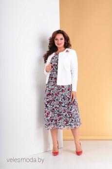 *Комплект с платьем - Novella Sharm (Альгранда)