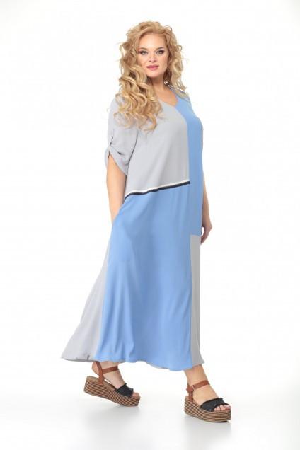 *Платье 3686-с Algranda (Новелла Шарм)