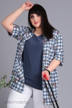 Рубашка+майка - Novella Sharm (Альгранда)