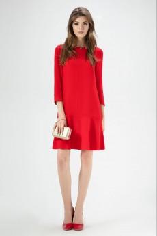Платье 460480 красный Panda