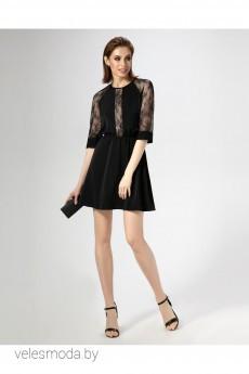 Платье 466780 черный Panda