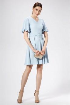 Платье 473680 голубой Panda
