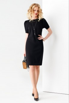 Платье 54580 черный Panda