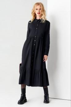 Платье 57680 черный Panda