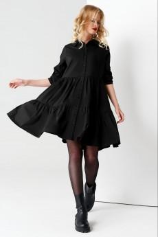 Платье 67687 черный Panda