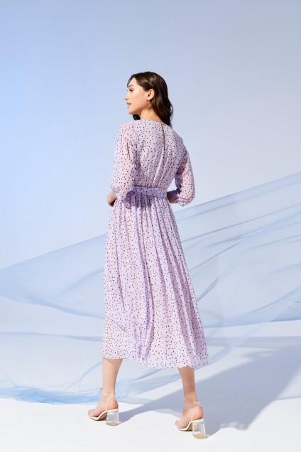 Платье 3847 сиреневый Prestige