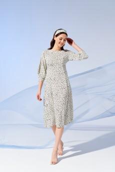 Платье 4188 бежевый Prestige