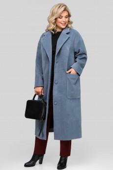 Пальто 1932 серый Pretty