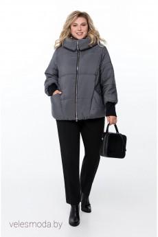 Куртка 954 серый Pretty