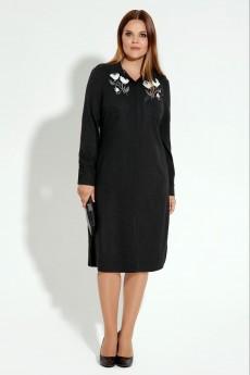 Платье 10580 графит Prio