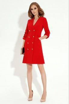 Платье 13780 красный Prio