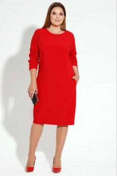 Платье 13880 красный Prio