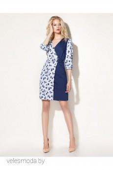 Платье 703880 сине-голубой Prio