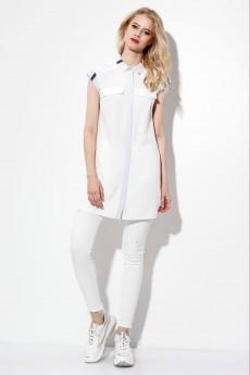 Блузка 705040 молочный Prio