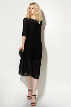 Платье 713593 черный Prio