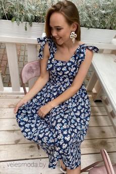 Платье 01-812-1 цветы Pur Pur