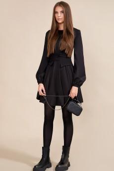 Платье 7083 черный Rivoli