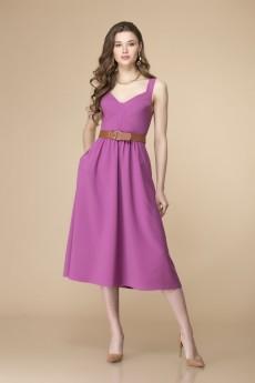 Платье 1-2149 сирень Romanovich style